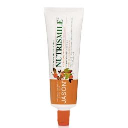 """Dentifrice sans fluor vegan & naturel """"Nutrismile"""" 119gr"""