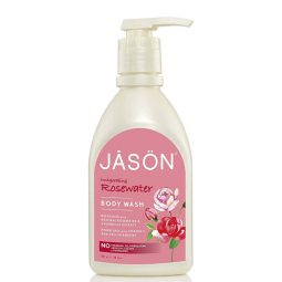 Gel douche vegan & naturel à la rose 887ml