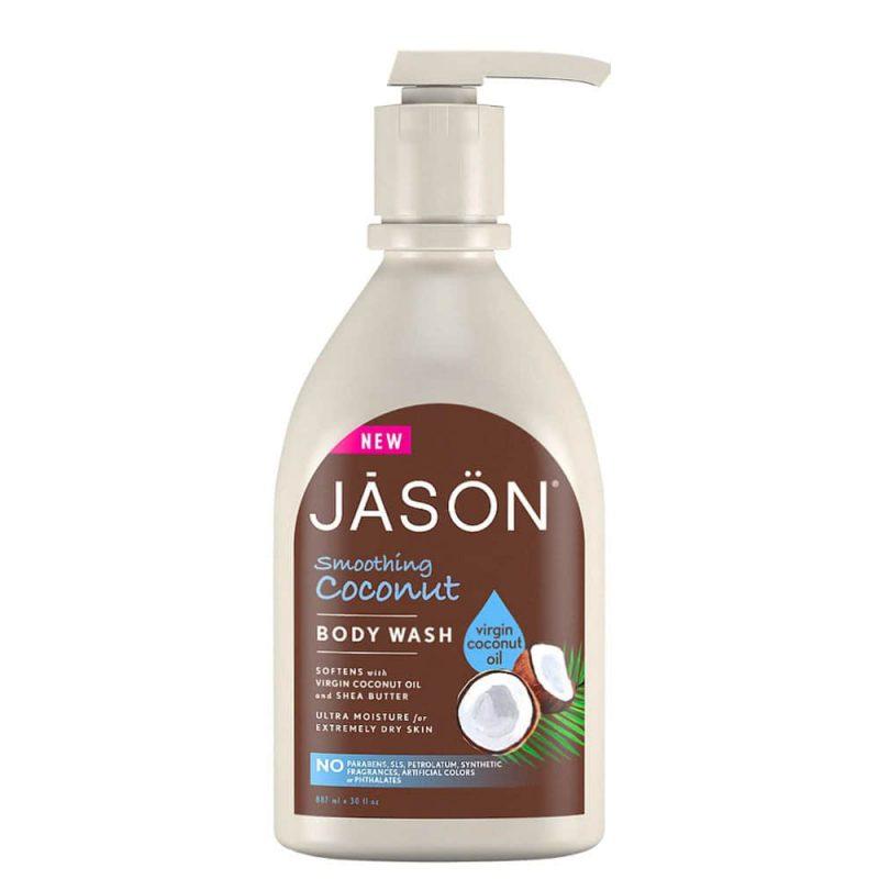 Gel douche vegan & naturel à la noix de coco - Jason Natural
