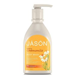 Gel douche vegan & naturel à la camomille 887ml