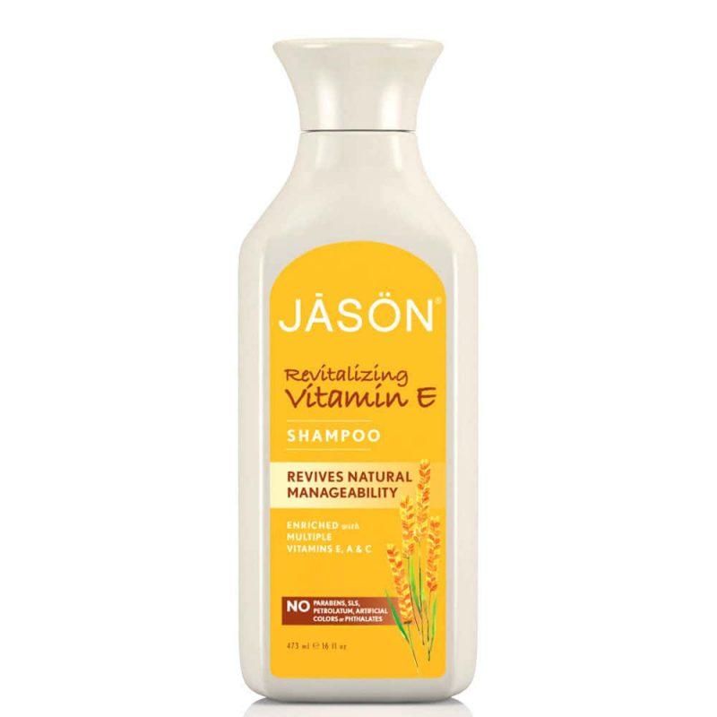 Shampoing vegan & naturel à la vitamine E - Jason Natural