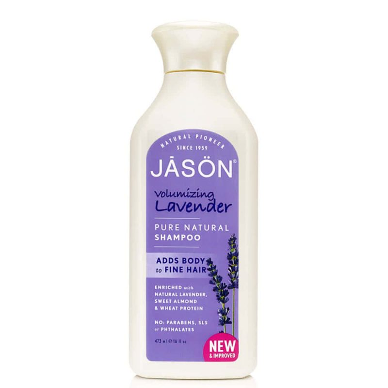 Shampoing vegan & naturel à la lavande - Jason Natural