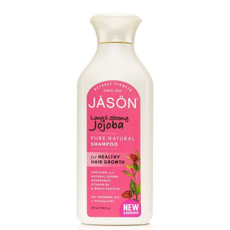 Shampoing vegan & naturel au jojoba - Jason Natural
