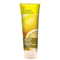 Après shampoing vegan & bio au citron et à l'arbre à Thé 237 ml