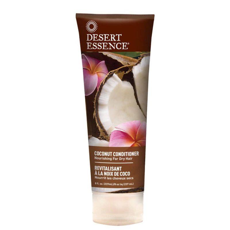 Après shampoing vegan à la noix de coco Desert Essence