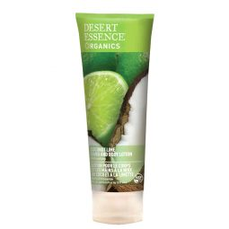 Lotion corps vegan & bio senteur Coco Citron 237 ml