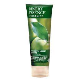 Shampoing vegan & bio à la pomme et au gingembre 237 ml