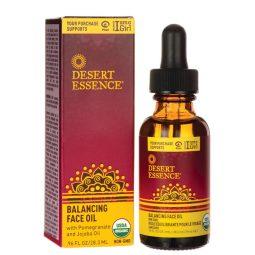 Huile vegan & bio équilibrante - Desert Essence