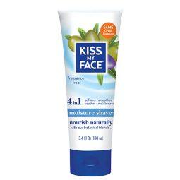 Crème de rasage corps vegan & naturelle sans parfum - Kiss My Face