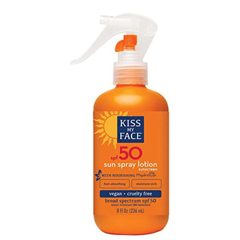Protection solaire vegan & naturelle SPF50 - Kiss My Face