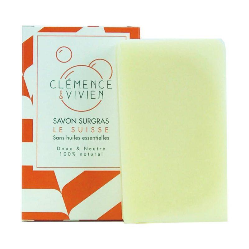 """Savon SAF vegan & bio """"Le Suisse"""" - Clémence & Vivien"""