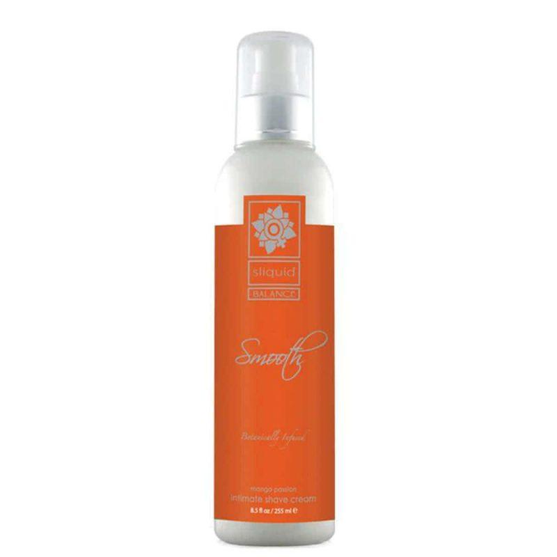 Crème rasage intime vegan & naturelle senteur Mangue Passion - SLiquid