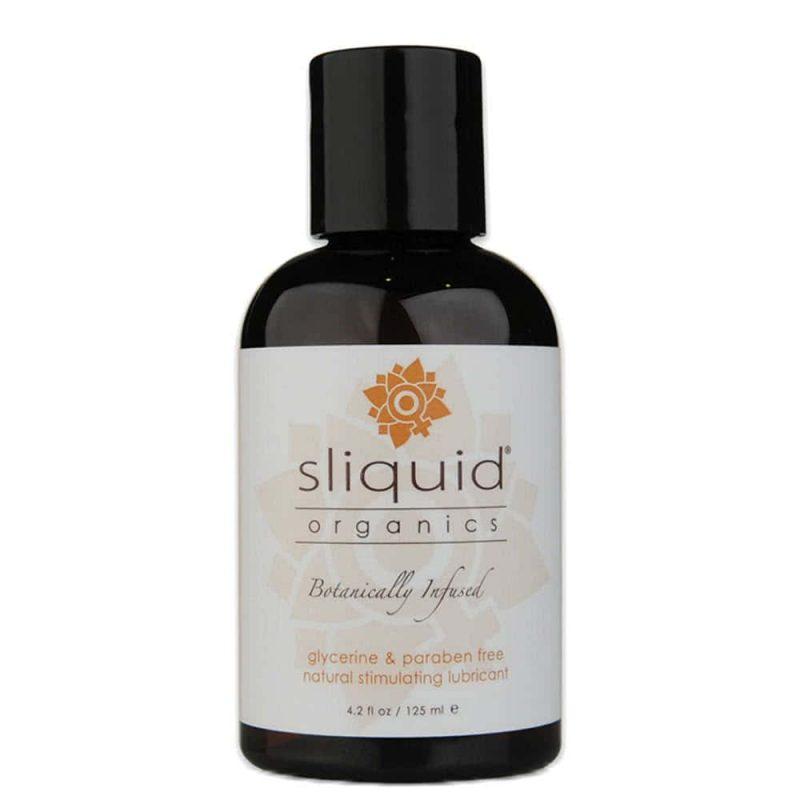 Lubrifiant stimulant vegan & naturel - SLiquid