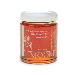 Cire dépilatoire vegan & bio à la camomille et l'arbre à thé - Moom