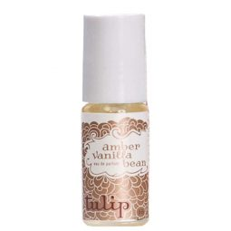 Parfum vegan & naturel senteur Amber Vanilla bean 5ml