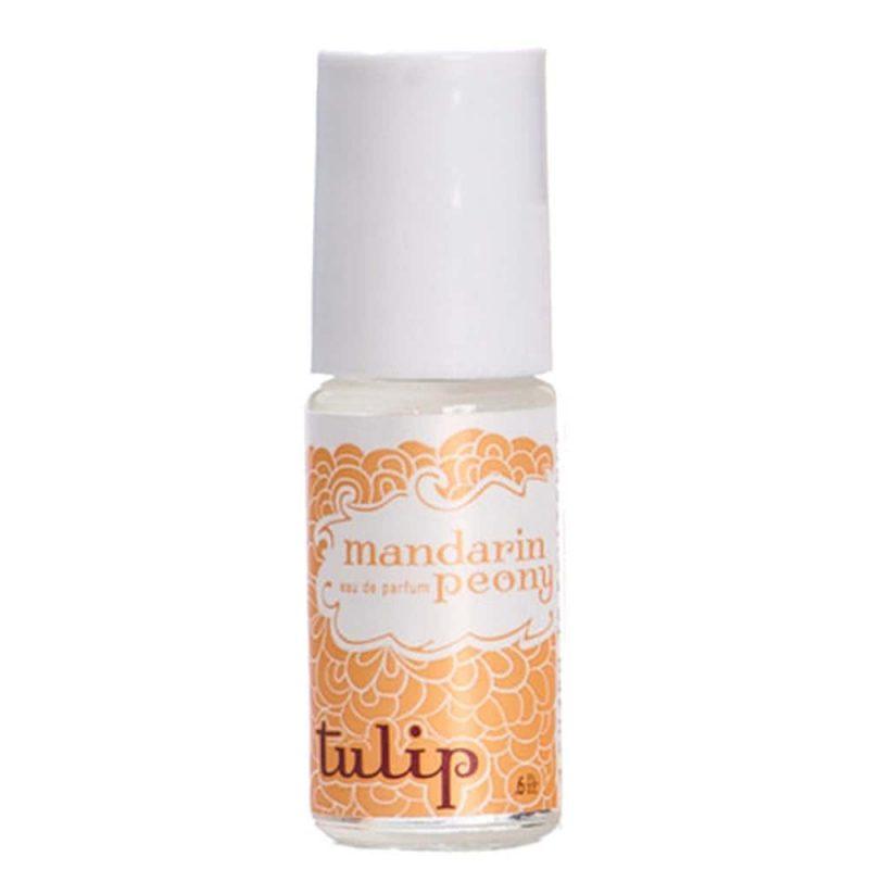 Parfum vegan & naturel senteur Mandarin Peony - Tulip