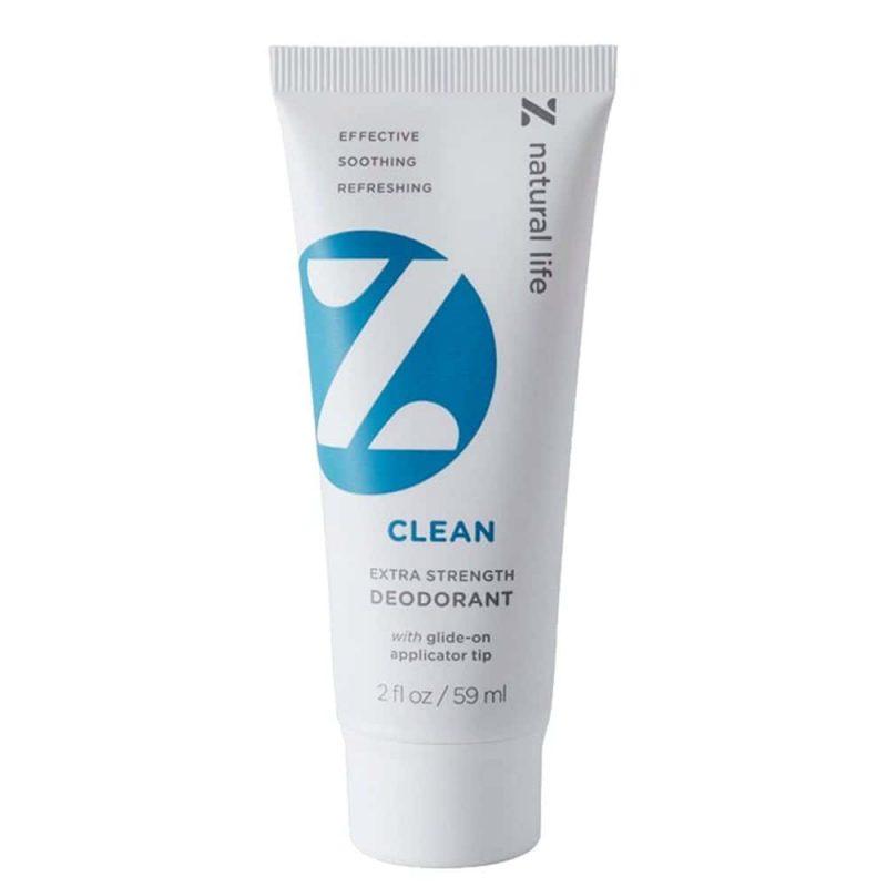 Déodorant crème vegan et naturel Clean - Z Natural Life