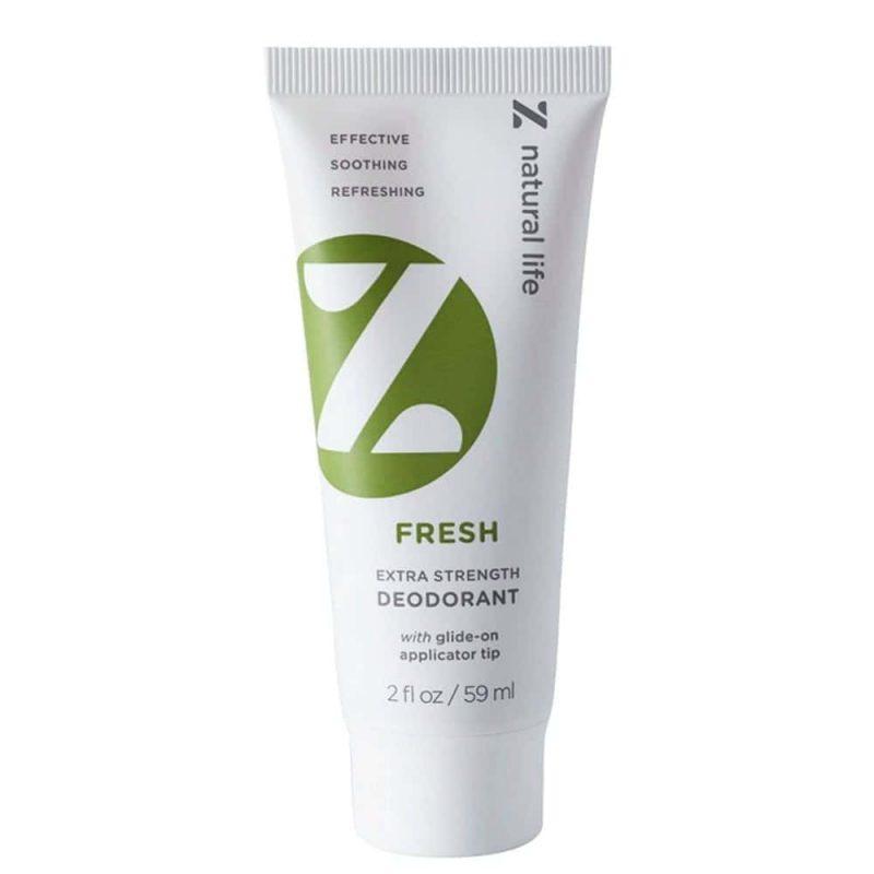 Déodorant crème cruelty free & naturel senteur Fresh - Z Natural Life