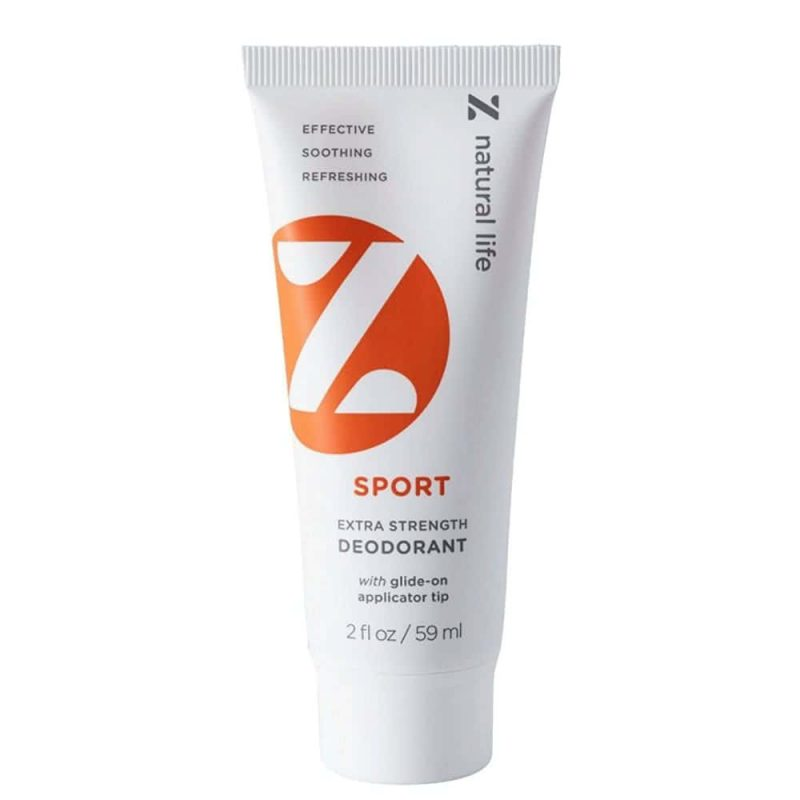 Déodorant crème vegan & naturel Sport - Z Natural Life