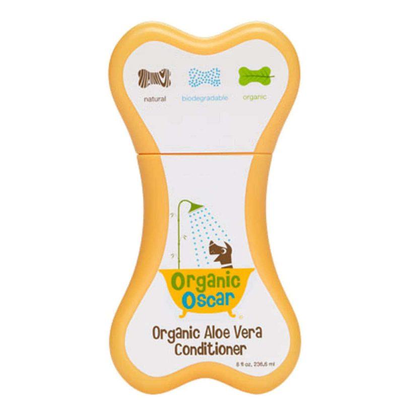 Après shampoing vegan & bio pour chien - Organic Oscar