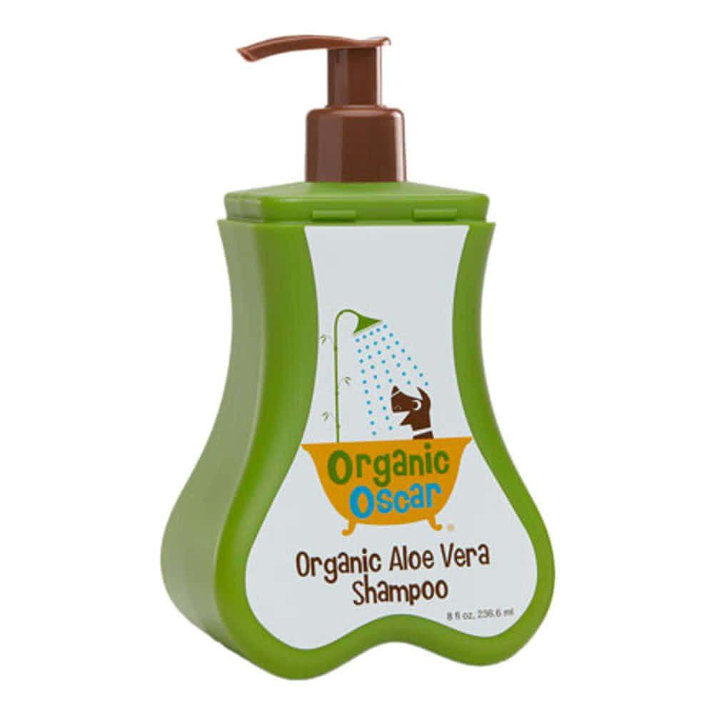shampoing vegan pour chien l 39 aloe vera organic oscar. Black Bedroom Furniture Sets. Home Design Ideas