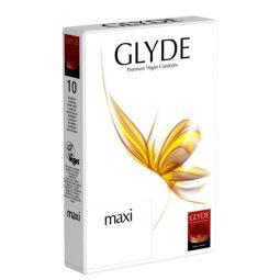 Préservatifs vegan Maxi - Glyde