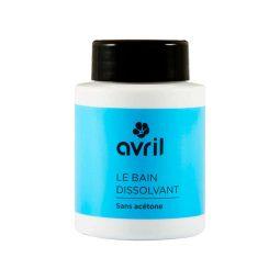 Bain dissolvant vegan - Avril Beauté