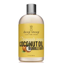 "Bain moussant vegan & bio ""Ananas & Coco"" - Deep Steep"