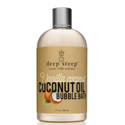 "Bain moussant vegan & bio ""Vanille & Coco"" - Deep Steep"
