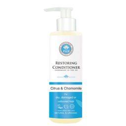 Après shampoing réparateur vegan & bio Agrumes Camomille 250ml