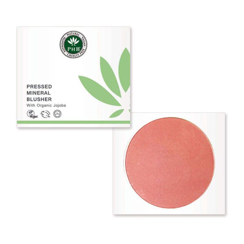 Blush vegan couleur Blossom - PHB Ethical Beauty