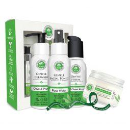 Coffret soins visage vegan pour peau sensible - PHB Ethical Beauty