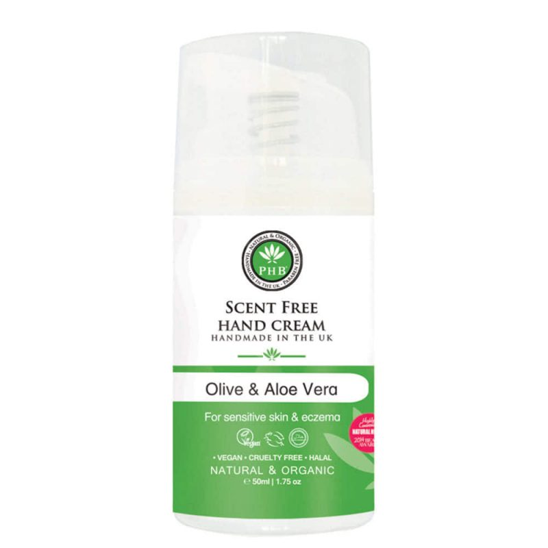 PHB Ethical beauty - Crème pour les mains vegan sans parfum