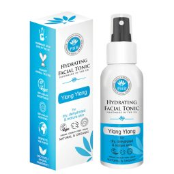 Tonique hydratant vegan & bio à l'ylang ylang 100ml