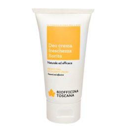 Déodorant crème vegan & bio senteur Fraîcheur florale 50ml