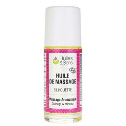 Huile de massage vegan & bio anti cellulite 50ml