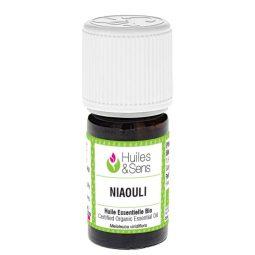 Huile essentielle bio de niaouli 5ml