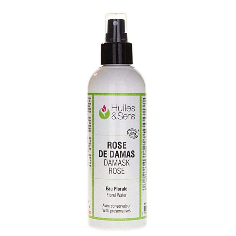 Hydrolat de rose bio - Huiles & Sens