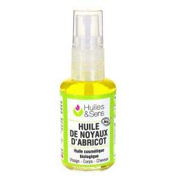 Pure huile de noyaux d'abricot bio 30ml