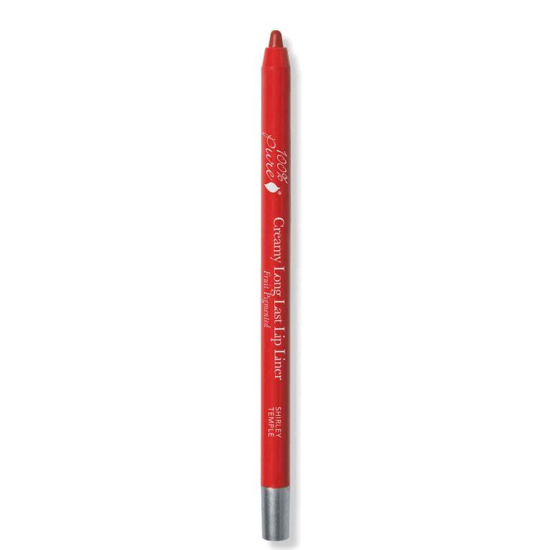 Crayon à lèvres vegan couleur Shirley Temple - 100% Pure