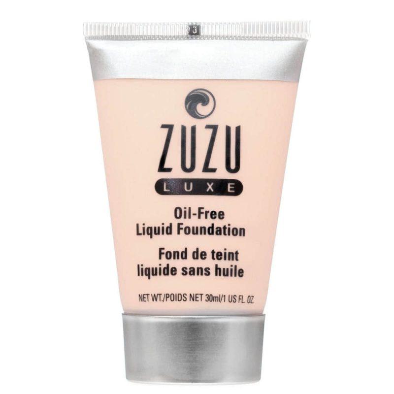 Fond de teint vegan & cruelty free couleur L1 - Zuzu Luxe