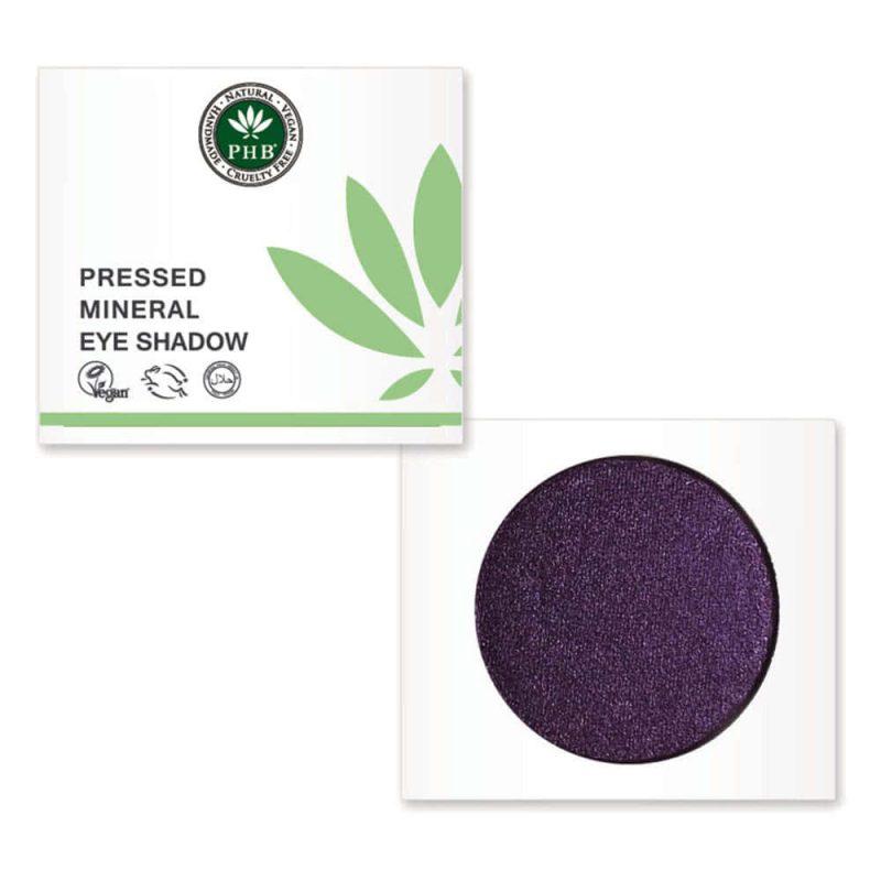 Ombre à paupières vegan couleur Acaï berry - PHB Ethical Beauty