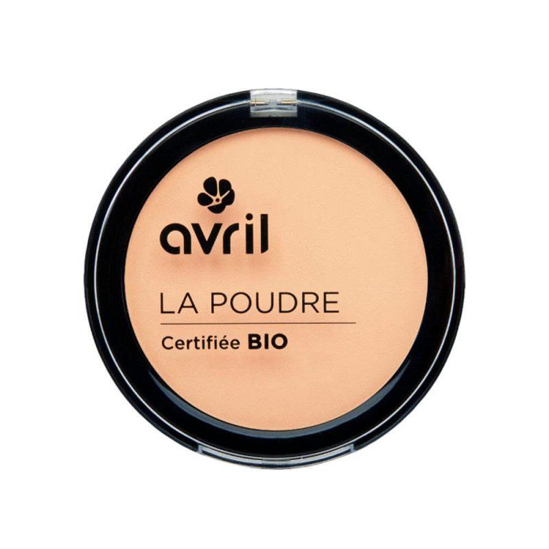 Poudre de finition vegan couleur Porcelaine - Avril Beauté