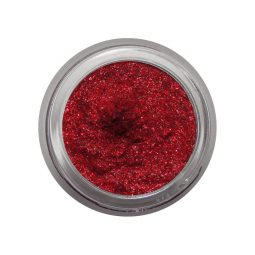 "Glitz gel pailleté vegan couleur ""Cherry Bomb"" - Johnny Concert"