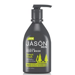 Gel douche vegan & naturel pour homme - Jason Natural