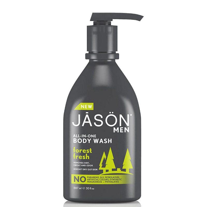 Gel douche vegan & naturel pour homme - Jason Natural