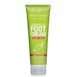 Crème pour les pieds vegan & bio senteur Menthe 237ml