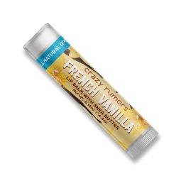 Crazy Rumors - Baume à lèvres vegan & bio parfum French Vanilla