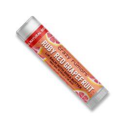 Crazy Rumors - Baume à lèvres vegan & bio parfum Ruby Red Grapefruit