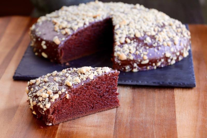 Gâteau moelleux vegan au chocolat de La Cuisine de Jean-Philippe